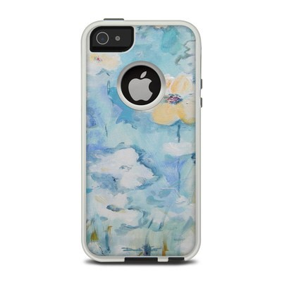 OtterBox Commuter iPhone 5 Case Skin - White & Blue