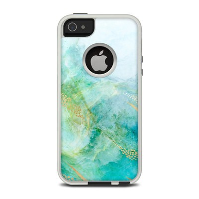 OtterBox Commuter iPhone 5 Case Skin - Winter Marble