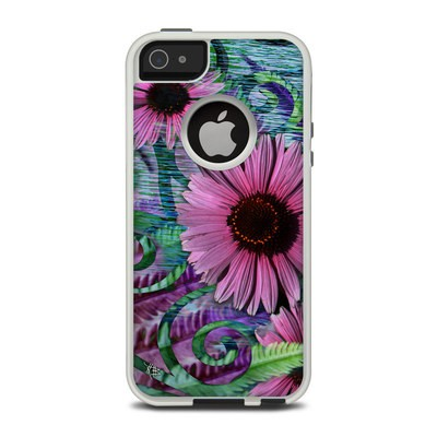 OtterBox Commuter iPhone 5 Case Skin - Wonder Blossom