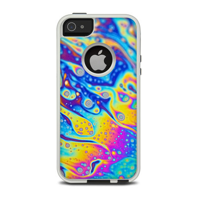 OtterBox Commuter iPhone 5 Case Skin - World of Soap