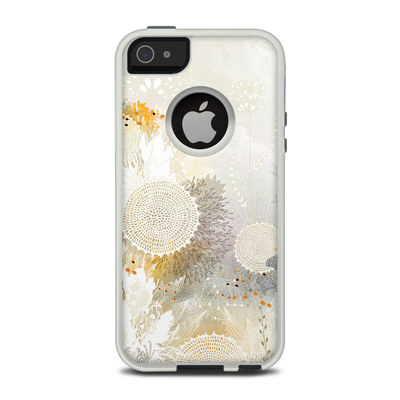 OtterBox Commuter iPhone 5 Case Skin - White Velvet