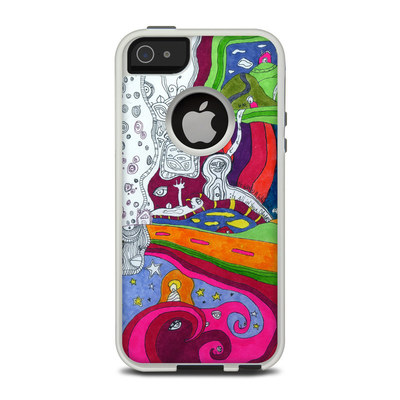 OtterBox Commuter iPhone 5 Case Skin - In Your Dreams