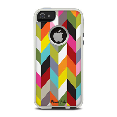 OtterBox Commuter iPhone 5 Case Skin - Ziggy Condensed