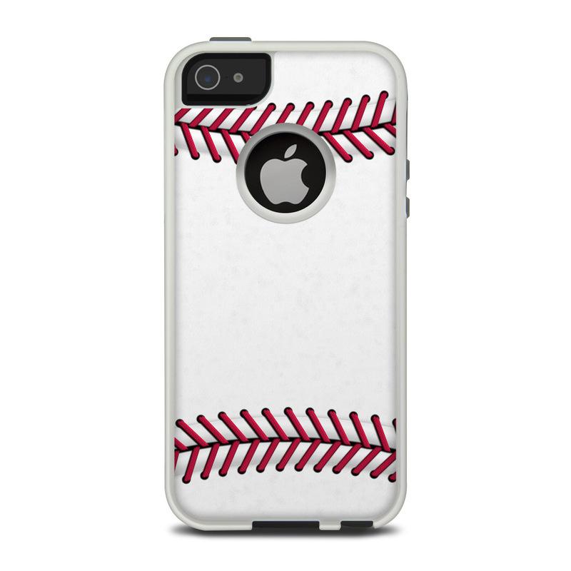 reputable site bdf81 8fef0 OtterBox Commuter iPhone 5 Case Skin - Baseball