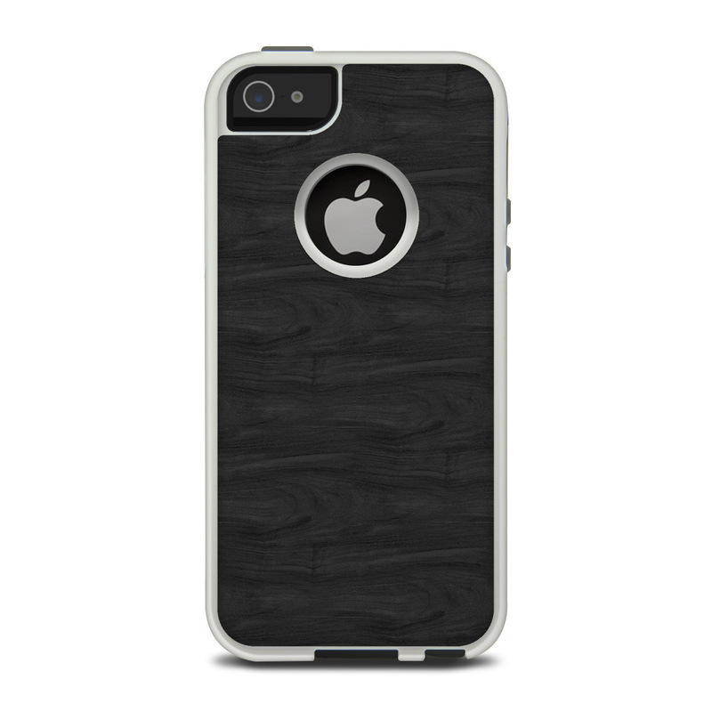 otterbox commuter iphone 5 otterbox commuter iphone 5 skin black woodgrain 3697