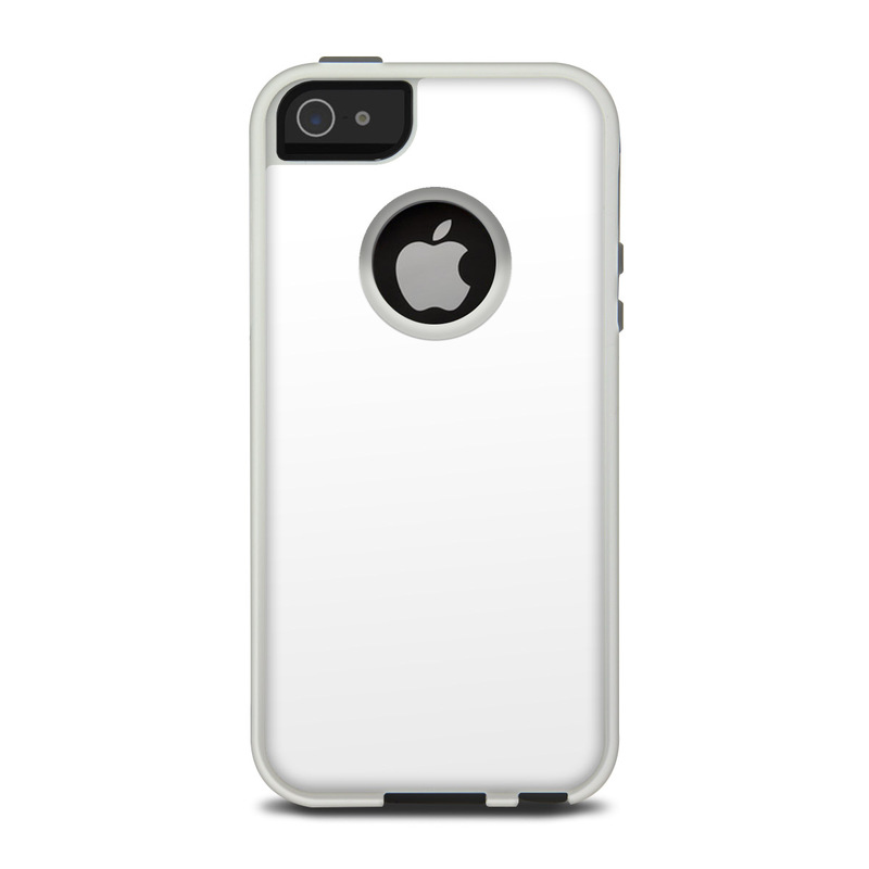 OtterBox muter iPhone 5 Case Skin Solid State White by Solid