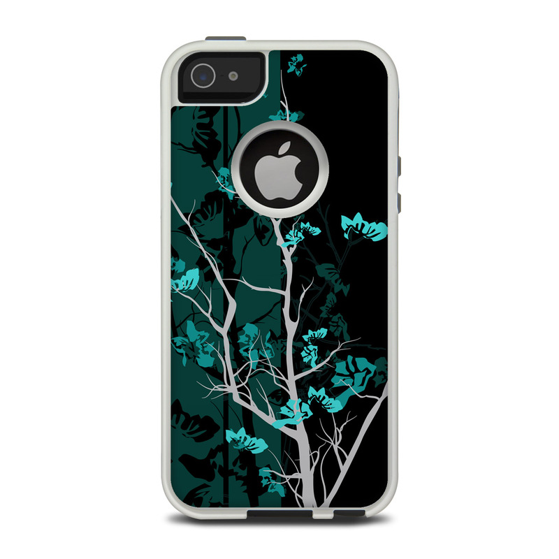 otterbox commuter iphone 5 otterbox commuter iphone 5 skin aqua tranquility 15796