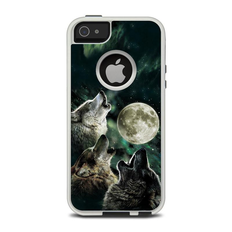 OtterBox Commuter iPhone 5 Case Skin - Three Wolf Moon by ... | 800 x 800 jpeg 82kB