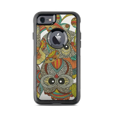 OtterBox Commuter iPhone 7 Case Skin - 4 owls