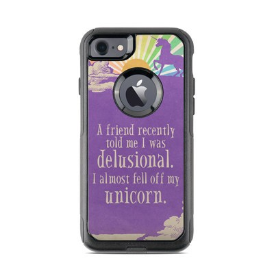 OtterBox Commuter iPhone 7 Case Skin - A Friend Recently
