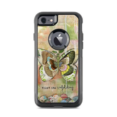 OtterBox Commuter iPhone 7 Case Skin - Allow The Unfolding