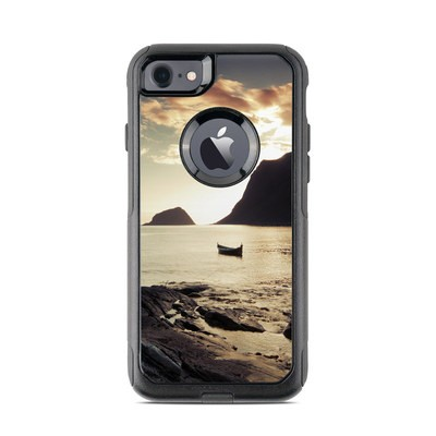 OtterBox Commuter iPhone 7 Case Skin - Anchored