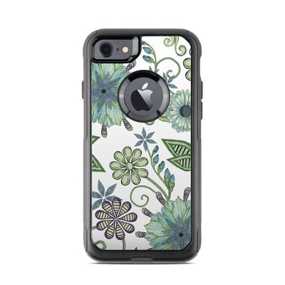 OtterBox Commuter iPhone 7 Case Skin - Antique Nouveau