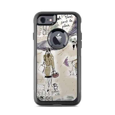 OtterBox Commuter iPhone 7 Case Skin - Ah Paris
