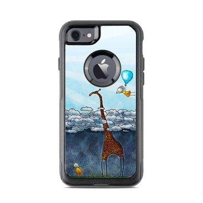 OtterBox Commuter iPhone 7 Case Skin - Above The Clouds