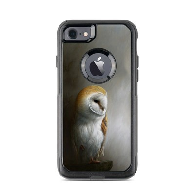 OtterBox Commuter iPhone 7 Case Skin - Barn Owl