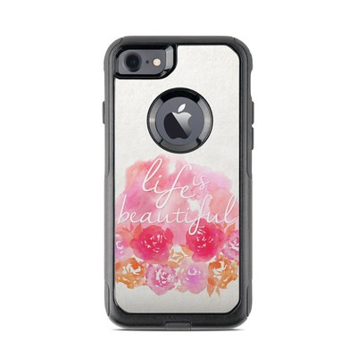 OtterBox Commuter iPhone 7 Case Skin - Beautiful