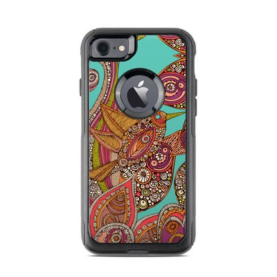 OtterBox Commuter iPhone 7 Case Skin - Bird In Paradise