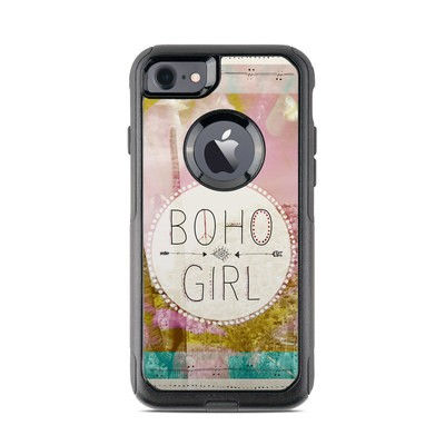 OtterBox Commuter iPhone 7 Case Skin - Boho Girl