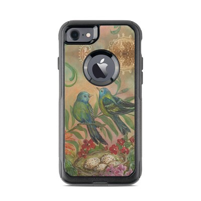 OtterBox Commuter iPhone 7 Case Skin - Splendid Botanical