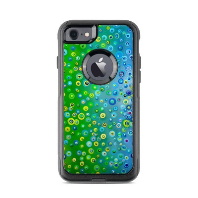 OtterBox Commuter iPhone 7 Case Skin - Bubblicious
