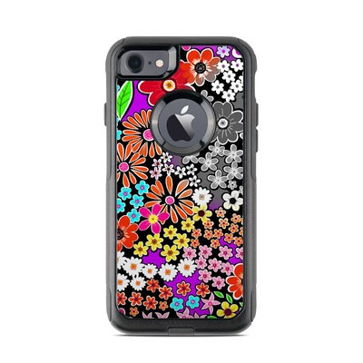 OtterBox Commuter iPhone 7 Case Skin - A Burst of Color