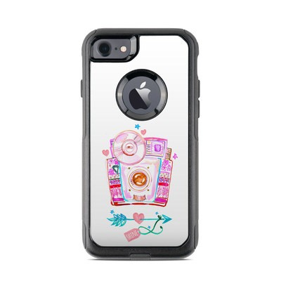 OtterBox Commuter iPhone 7 Case Skin - Camera Shine