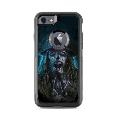 OtterBox Commuter iPhone 7 Case Skin - Captain Grimbeard