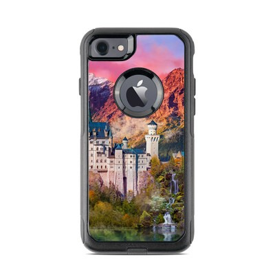 OtterBox Commuter iPhone 7 Case Skin - Castle Majesty