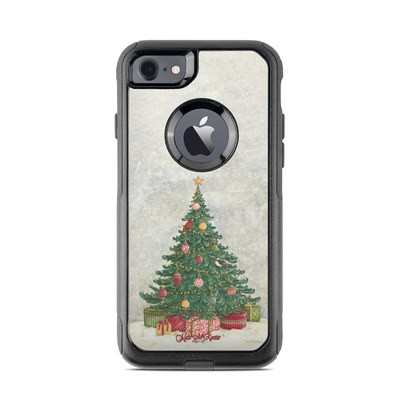 OtterBox Commuter iPhone 7 Case Skin - Christmas Wonderland
