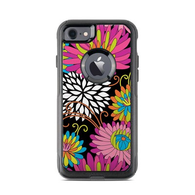 OtterBox Commuter iPhone 7 Case Skin - Chrysanthemum