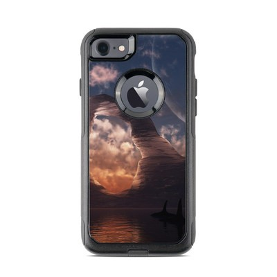 OtterBox Commuter iPhone 7 Case Skin - Circumpolar