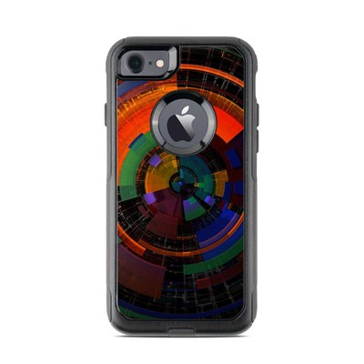 OtterBox Commuter iPhone 7 Case Skin - Color Wheel