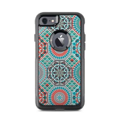 OtterBox Commuter iPhone 7 Case Skin - Contessa