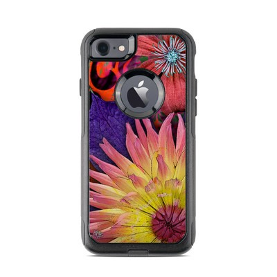 OtterBox Commuter iPhone 7 Case Skin - Cosmic Damask