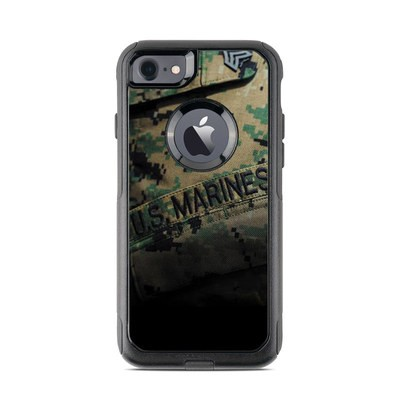 OtterBox Commuter iPhone 7 Case Skin - Courage