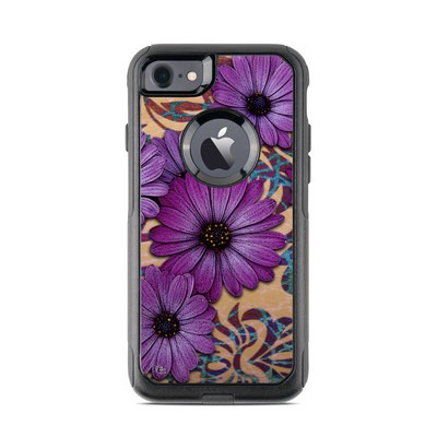OtterBox Commuter iPhone 7 Case Skin - Daisy Damask
