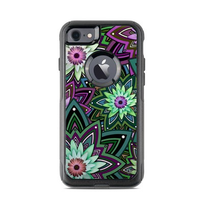 OtterBox Commuter iPhone 7 Case Skin - Daisy Trippin