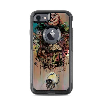 OtterBox Commuter iPhone 7 Case Skin - Doom and Bloom