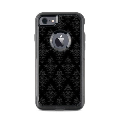 OtterBox Commuter iPhone 7 Case Skin - Deadly Nightshade