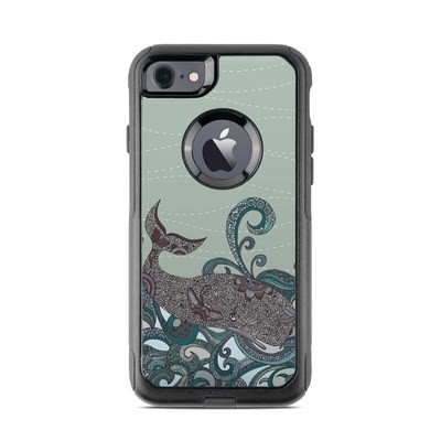 OtterBox Commuter iPhone 7 Case Skin - Deep Blue Me