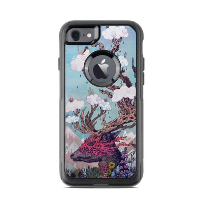 OtterBox Commuter iPhone 7 Case Skin - Deer Spirit