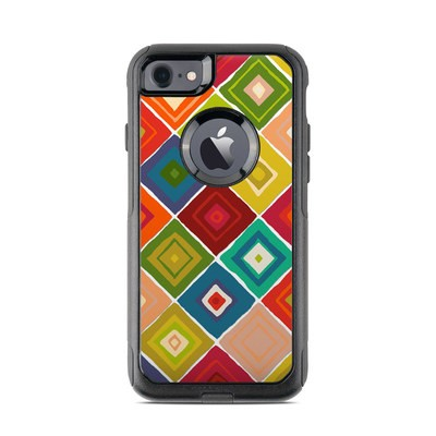 OtterBox Commuter iPhone 7 Case Skin - Diamante