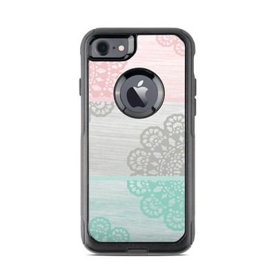 OtterBox Commuter iPhone 7 Case Skin - Doily