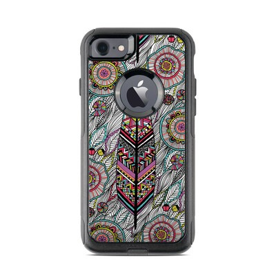OtterBox Commuter iPhone 7 Case Skin - Dream Feather