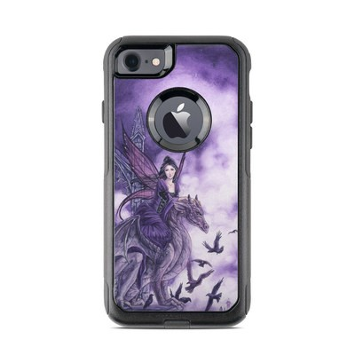 OtterBox Commuter iPhone 7 Case Skin - Dragon Sentinel