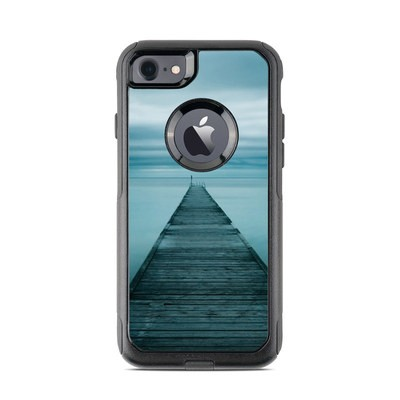 OtterBox Commuter iPhone 7 Case Skin - Evening Stillness