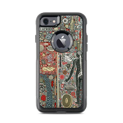 OtterBox Commuter iPhone 7 Case Skin - Everything and Nothing
