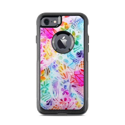 OtterBox Commuter iPhone 7 Case Skin - Fairy Dust