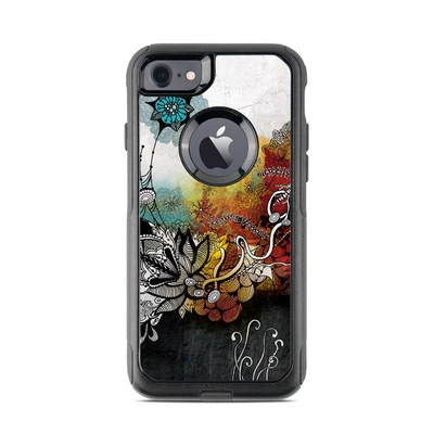 OtterBox Commuter iPhone 7 Case Skin - Frozen Dreams